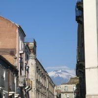 Visuale Etna (15/02/2007), Катания