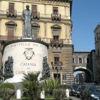 Piazza San Francesco DAssisi (15/02/2007), Катания