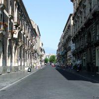 Catania - Via Etnea, Катания