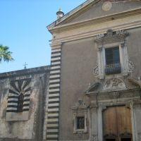 S. Maria di Gesù e Cappella Paternò ( XV secolo ), Катания