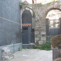 Resti romani presso la chiesa dei Minoritelli, Катания