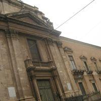Convento e chiesa di San Domenico. XIX secolo, Катания