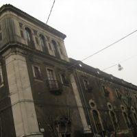 Ex Sanatorio della Purità, XVIII secolo, Катания