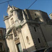 Chiesa di San Camillo ed ex Convento dei Crociferi, Катания
