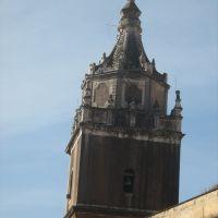 S. Agata al Borgo - Bells Tower ( XVIII Century ), Катания