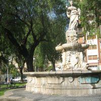 Fontana di Cerere (a Matapallara), 1784, Катания