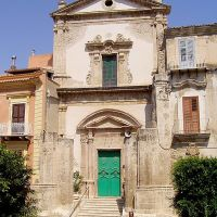 Licata - Chiesa di San Domenico  0808, Ликата