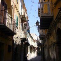 Rue de Licata, le 4 septembre 2009, Ликата