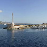 Madonnina del Porto. Messina., Мессина
