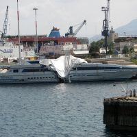 Aliscafo dopo collisione con una Nave Mercantile - IL MIO BLOG: http://marcocrupifoto.blogspot.com/, Мессина