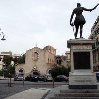 Don Giovanni dAustria e Chiesa dei Catalani, Мессина