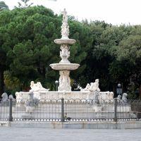 La Fontana di Orione del Montorsoli, Мессина