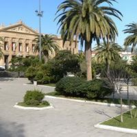 Piazza Municipio, Messina, Мессина