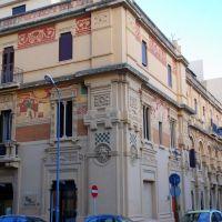 Palazzo Coppedè di via Ghibellina, Мессина