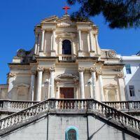 Chiesa di San Camillo, edificata in stile neoclassico nel 1932 su progetto delling. Antonino Marino, Мессина