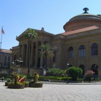 Palermo I, Палермо