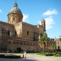 The Cathedral of Palermo., Палермо