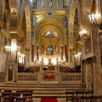Cappella Palatina, Palermo, Палермо