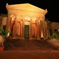 Teatro Massimo, Палермо