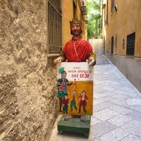 Palermo - teatro dei pupi siciliani, Палермо