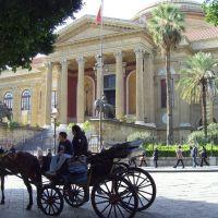 Teatro Massimo, Palermo, Палермо