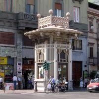 ITALIA Sicilia, Piazza Castelnuovo, Palermo, Палермо