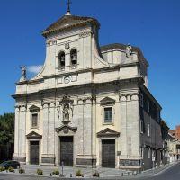 Chiesa di Santa Barbara. Paternò, Catania., Патерно