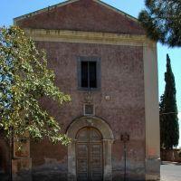 Chiesa di Cristo al Monte. Paternò, Catania., Патерно