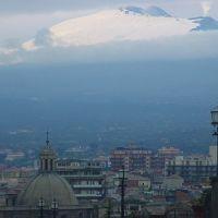 Etna vista da Paternó, Патерно