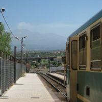 Stazione di Paternò; Ferrovia Circumetnea, Патерно