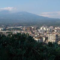 Etna vista da Paterno, Патерно
