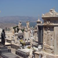 Paternò - Cimitero, Патерно