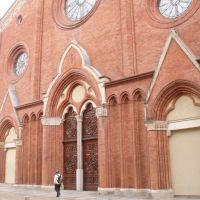 cattedrale facciata, Асти