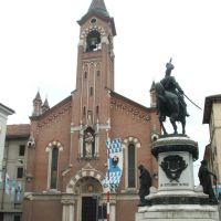 Piazza Fratelli Cairoli - Asti, Асти