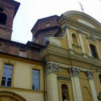 Asti, chiesa San Martino, Асти