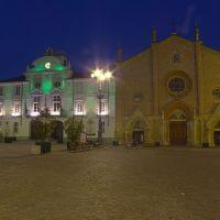 Asti - Municipio e San Secondo, Асти