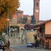 Moncucco Torinese: il campanile- secolo XVIII, Биелла