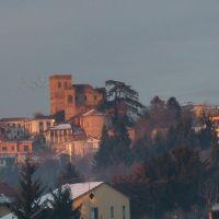 Il castello dinverno, Биелла