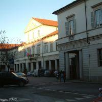 Piazza del Municipio - Vercelli, Верцелли