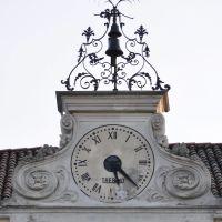 Orologio del cortile del Seminario di Vercelli, Верцелли
