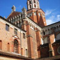 Basilica di SantAndrea, Верцелли