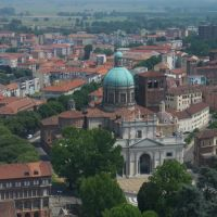Duomo - aerial shot, Верцелли