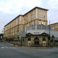 Novara Baluado Alfonzo Lamarmora  e Corso Giuseppe Mazzini, Новара