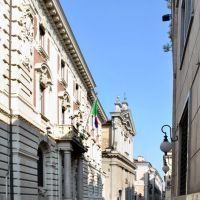Novara - Banca  DItalia, Новара