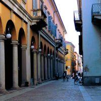 Novara - Via Giuseppe Ravizza 01, Новара