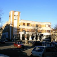 Novara posta Centrale, Новара