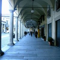 Novara via Fratelli Rosselli, Новара