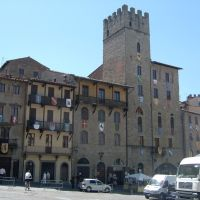 Piazza Grande (Arezzo), Ареццо