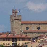 torre comunale - arezzo, Ареццо