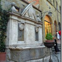 Fontana ., Ареццо